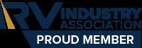 RVIA Industry Association Proud Member