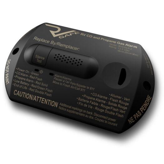 RV Safe CO and Propane Gas Alarm